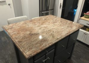"""Marble Countertop for kitchen island 36"""" x 48"""" for Sale in Bloomfield, NJ"""