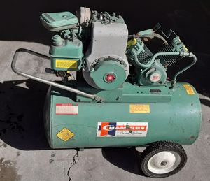 Champion portable air compressor for Sale in Oakland, CA