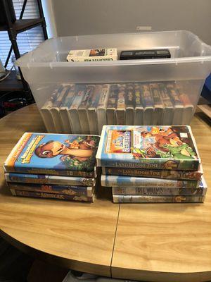 Disney VHS Tapes for Sale in La Grange, KY