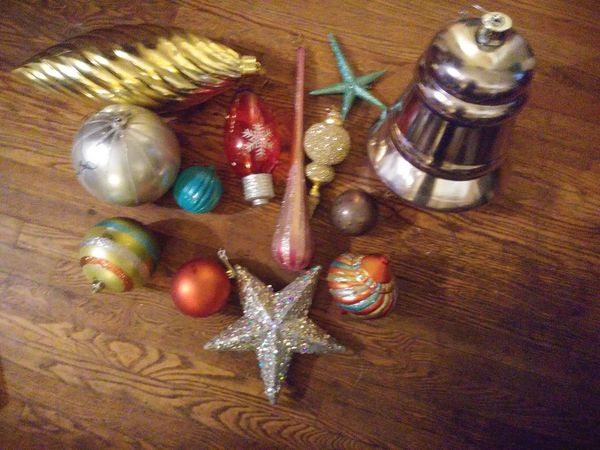 Oversized Christmas Ornaments For Sale In Grandview Mo Offerup