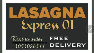 LasagnaExpress01 for Sale in Las Vegas, NV
