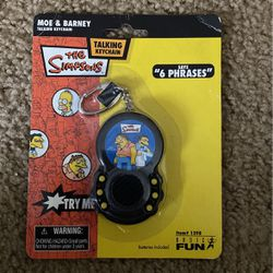 The Simpsons Keychain for Sale in Rancho Cucamonga,  CA