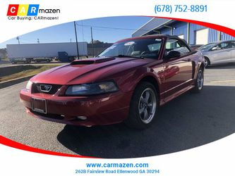 2002 Ford Mustang for Sale in Ellenwood,  GA