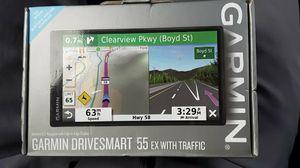 Garmin drive smart 55ex for Sale in Tupelo, MS