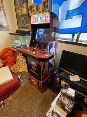 NBA Jam Arcade Game for Sale in Kennewick, WA