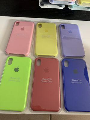 iPhone X(R) Silicone Case for Sale in Miami, FL