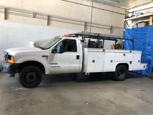 F450 utility truck for Sale in Long Beach, CA