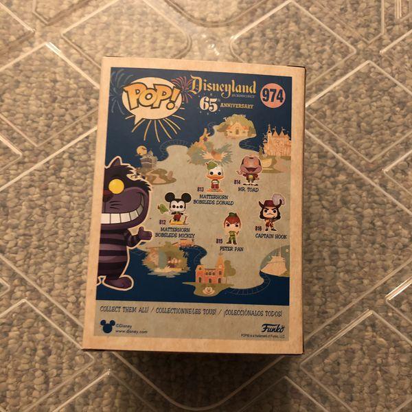 Funko Pop Vinyl - Disneyland 65th Anniversary - Cheshire Cat 🐱