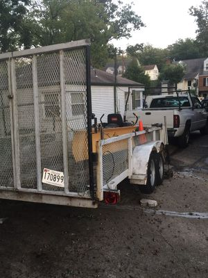 Trailer for Sale in Hyattsville, MD