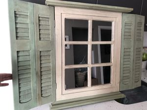 Antique Window Mirror for Sale in Portland, OR