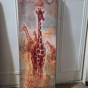 Giraffe Picture for Sale in Portland, OR