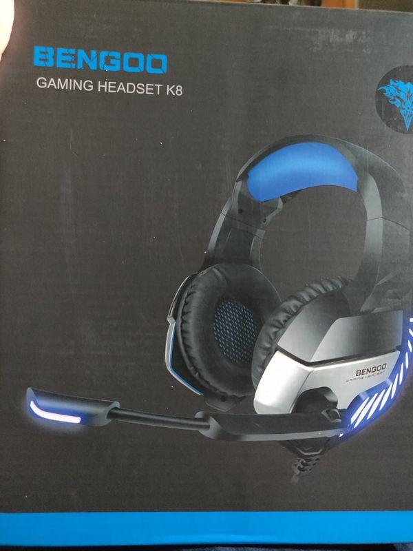 Gaming headset Bengoo