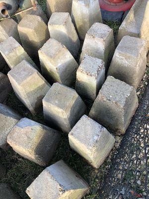 Foundation blocks concrete for Sale in Edna, TX