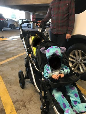 City select double stroller for Sale in Yorba Linda, CA