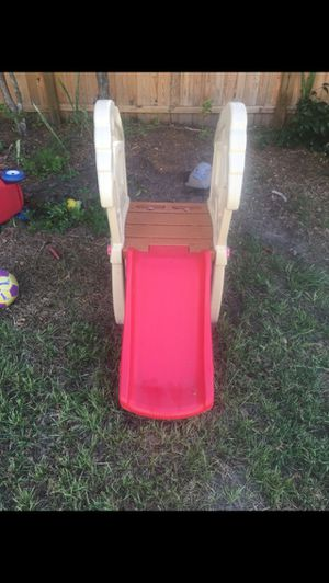 Little Tikes (tykes) Slide for Sale in Dunedin, FL