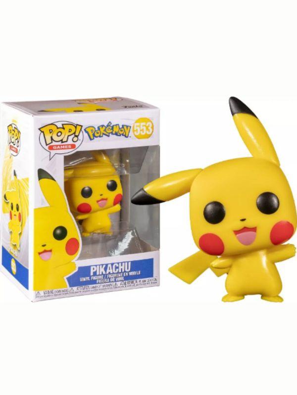 Funko Pop Pokemon Pikachu Collectible Vinyl Figure Toy