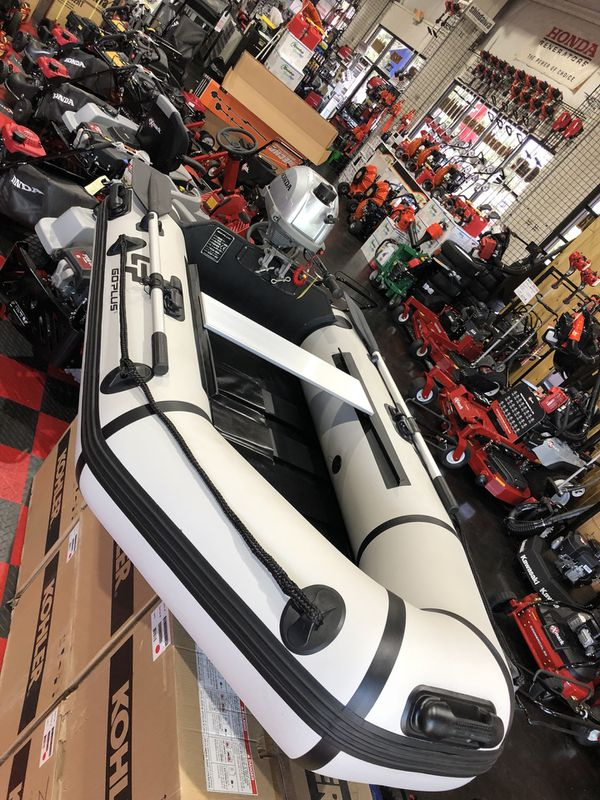 Inflatable boat with Honda outboard for Sale in Jacksonville 3b8fcd3c5