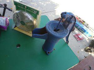 Blue Well pump for Sale in Glendora, CA