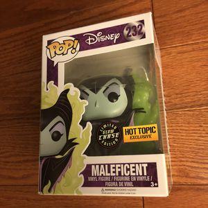 Funko Pop Vinyl - Disney: Maleficent 🧙♀️(GITD LIMITED CHASE EDITION) for Sale in Vienna, VA