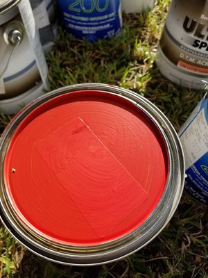 1 gallon red paint for Sale in Houston, TX