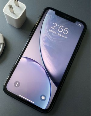 iPhone XR : Excellent Condition , Factory unlocked. for Sale in Springfield, VA