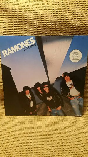 "Ramones ""Leave Home"" Vinyl Record for Sale in San Diego, CA"