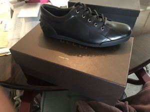 Gucci sneakers size 10.5 for Sale in San Francisco, CA