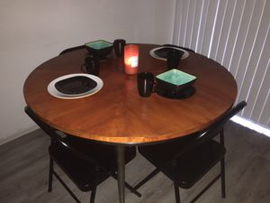 Authentic Cherry Wood Dining Room/ Kitchen Table for Sale in Austin, TX