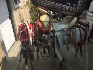 Horse saddle a complete gear for Sale in Fremont, CA