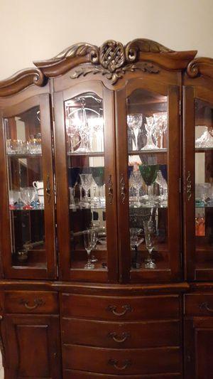 Formal China Cabinet for Sale in Eustis, FL