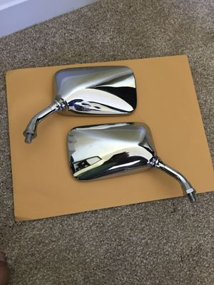Honda shadow motorcycle mirrors for Sale in Manassas, VA