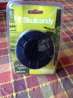 💐🌞$23 NEW SKULLCANDY WIRELESS SPEAKER for Sale in Rialto, CA