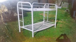 Metal bunk beds for Sale in Youngsville, PA