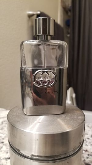 Gucci Guilty cologne, 100% authentic for Sale in Austin, TX