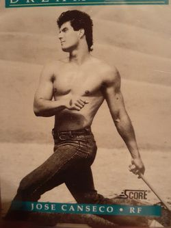 """1991 Score Jose Canseco """"Dream Team"""". NICE CARD! for Sale in Jacksonville,  FL"""