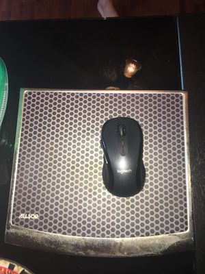 Logitech mouse with mouse pad for Sale in Jacksonville, FL