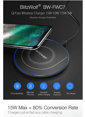 Fast Wireless Charger for Sale in Garland, TX
