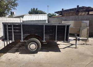 Nice solid trailer for Sale in Glendale, AZ