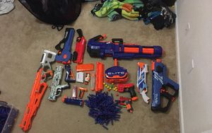 Nerf guns need it gone now for Sale in St. Marys, GA