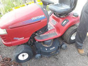 "Craftsman dyt 4000 riding mower 42"" deck 22 hp for Sale in Elizabeth, CO"