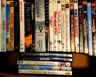 28 DVDs for Sale in Martinsburg,  WV
