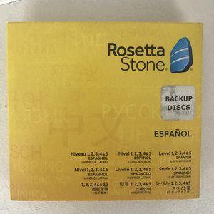 Rosetta Stone. Spanish for Sale in West Palm Beach, FL