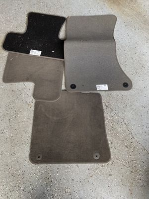 Audi Q5 floor mats, brand new OEM for Sale in Redmond, WA