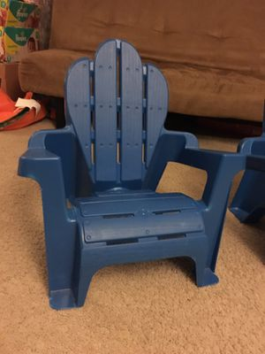 Chairs for toddlers / kids for Sale in TEMPLE TERR, FL
