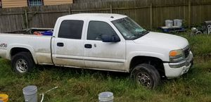 2005 gmc hd parts for Sale in Houston, TX