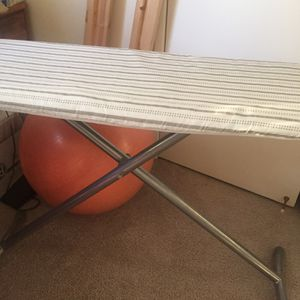 """Real Simple Ironing Board 55"""" Available for Sale in San Jose, CA"""