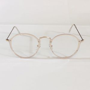 Gold Rimless Clear Lens Circle Glasses for Sale in Lithia Springs, GA