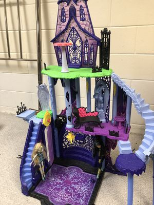 Monster High Doll House for Sale in Little Chute, WI