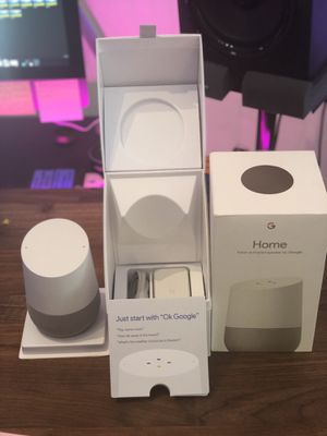 Google Home Google Home Assistant for Sale in King of Prussia, PA