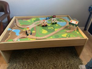 Train table for Sale in San Diego, CA
